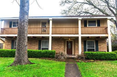 Friendswood Single Family Home For Sale: 413 Glenlea Drive