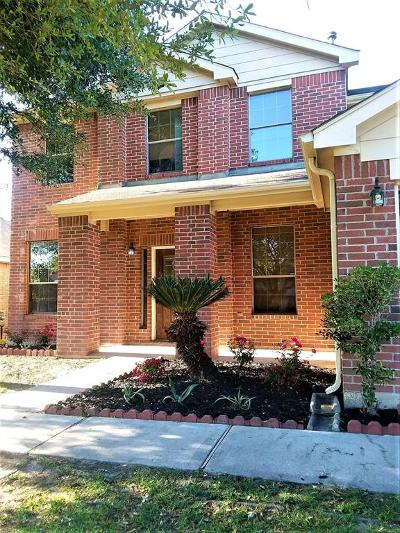 Houston Single Family Home For Sale: 1314 Hawks Nest Drive