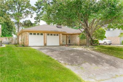 Humble Single Family Home For Sale: 18714 Twigsworth Lane