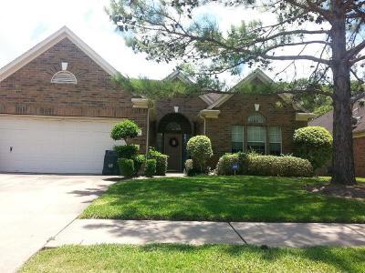 Katy Single Family Home For Sale: 3006 E Cedar Sun Trail E