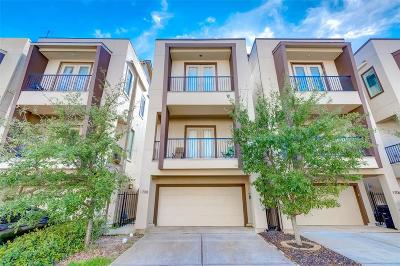 Houston Single Family Home For Sale: 1708 Bremond Street