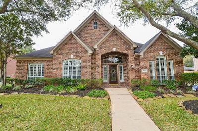 Katy Single Family Home For Sale: 3110 Meadow Pond Drive
