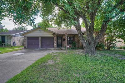 Deer Park Single Family Home For Sale: 3441 Hickory Lane