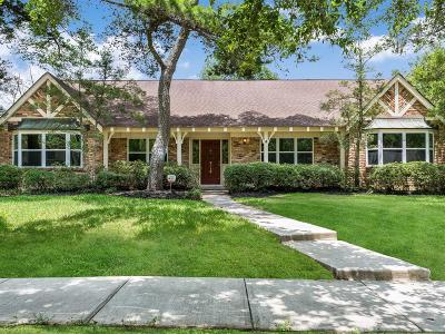 Houston Single Family Home For Sale: 9718 Braesmont Drive