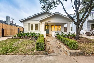 Houston TX Single Family Home For Sale: $689,900