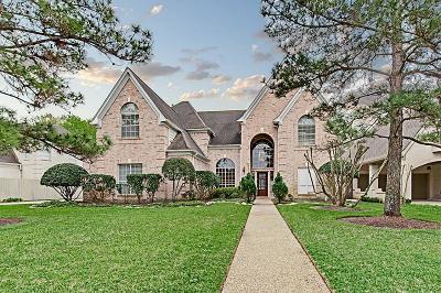 Houston Single Family Home For Sale: 5514 Fragrant Cloud