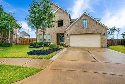 Tomball Single Family Home For Sale: 22615 Torrisdale Lane