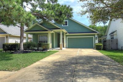 Cypress Single Family Home For Sale: 13002 Oakwood Manor Drive