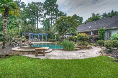 Magnolia Single Family Home For Sale: 9511 Sendera Drive