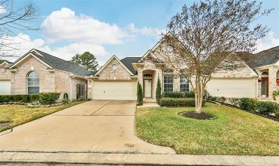Tomball TX Single Family Home For Sale: $205,000