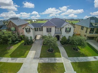 Fulshear Single Family Home For Sale: 5431 Caspian Falls Lane