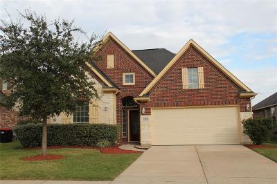 Richmond Single Family Home For Sale: 21322 Sierra Bend Drive