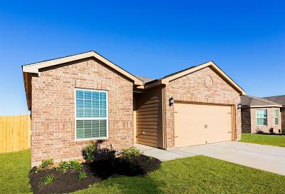 Texas City Single Family Home For Sale: 2223 Lagan Lane