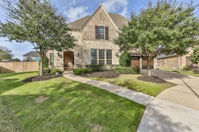 Katy Single Family Home For Sale: 5102 Steep Forest Circle