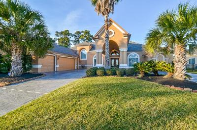 Cypress Single Family Home For Sale: 13811 Winding Springs Drive