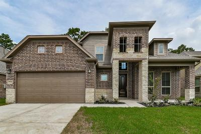 Spring Single Family Home For Sale: 2719 Sica Deer Drive