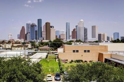 Houston Condo/Townhouse For Sale: 1104 Taft Street #A