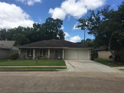 Sugar Land Single Family Home For Sale: 2403 Barrington Place Drive