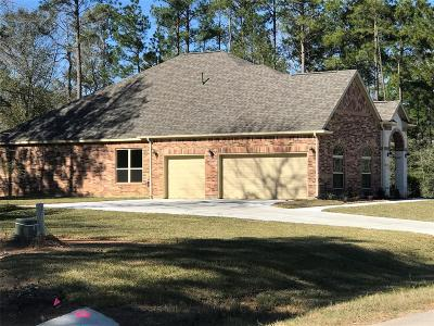 Single Family Home For Sale: 17597 Country Meadow