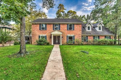 Kingwood Single Family Home For Sale: 2010 Spruce Grove Drive