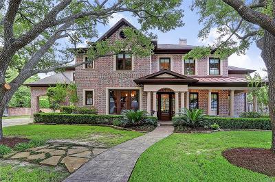 Houston Single Family Home For Sale: 754 E Creekside Drive