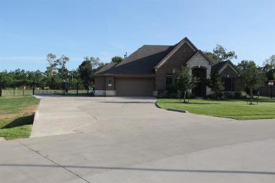 Baytown Single Family Home Option Pending: 4526 Sunrise Road