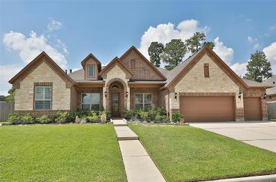 Spring Single Family Home For Sale: 15703 Gibson Grass Court