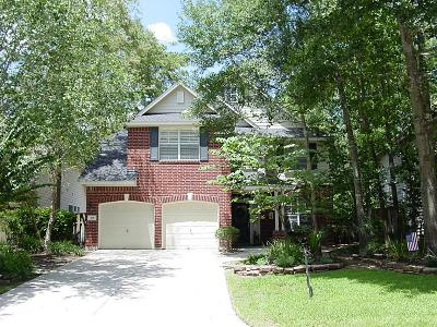 The Woodlands Single Family Home For Sale: 89 N Apple Springs Circle