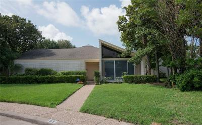 Galveston Single Family Home For Sale: 55 Colony Park Circle