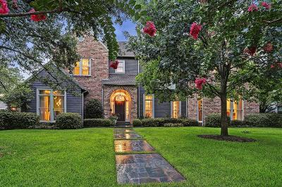 Houston Single Family Home For Sale: 6010 Pine Forest Road