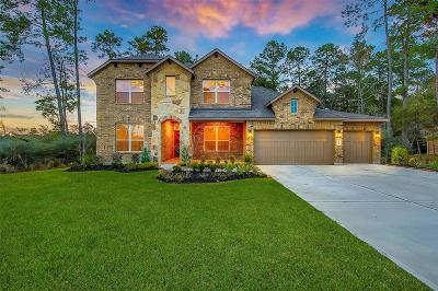 Conroe Single Family Home For Sale: 11014 Oak Cliff Court