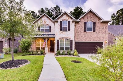Spring Single Family Home For Sale: 5027 Hidden Mill Drive