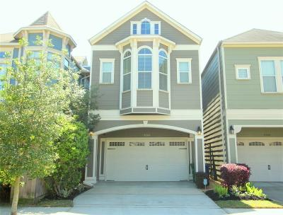 Heights Single Family Home For Sale: 928 W 25th Street #A