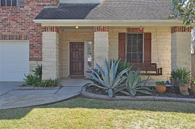 Manvel Single Family Home For Sale: 3415 Ewing Drive