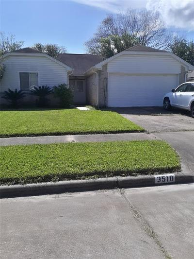 Sugar land Rental For Rent: 3510 N Home Place