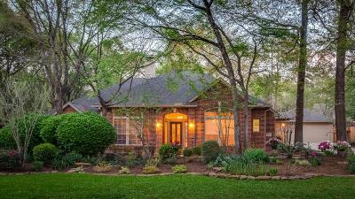 The Woodlands Single Family Home For Sale: 150 Green Gables Circle