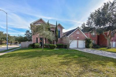 Katy Single Family Home For Sale: 2003 Highland Bay Court