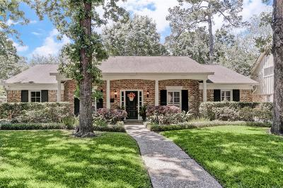Houston Single Family Home For Sale: 515 Patchester Drive