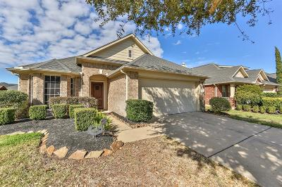 Richmond Single Family Home For Sale: 19226 Mustang Pointe Lane