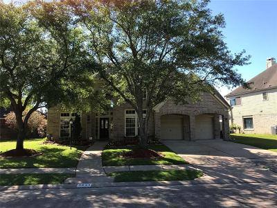 Houston Single Family Home For Sale: 3834 Shadow Trace Cir