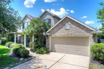 Tomball Single Family Home For Sale: 18518 Cascade Timbers Lane