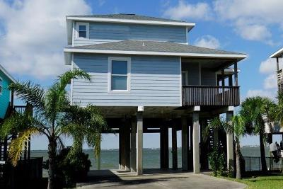 Tiki Island Single Family Home For Sale: 231 Isles End Road