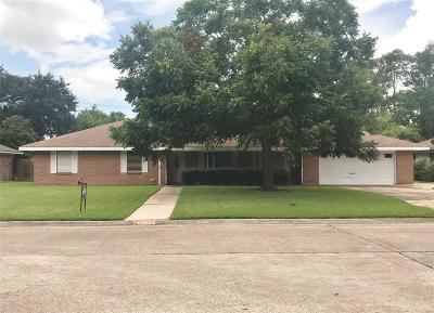 Texas City Single Family Home For Sale: 8519 Plantation Drive