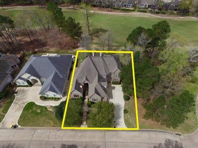 Montgomery Single Family Home For Sale: 11 West Shore Lane