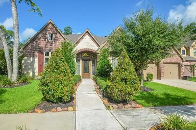 Missouri City Single Family Home For Sale: 50 Fort Arbor Lane
