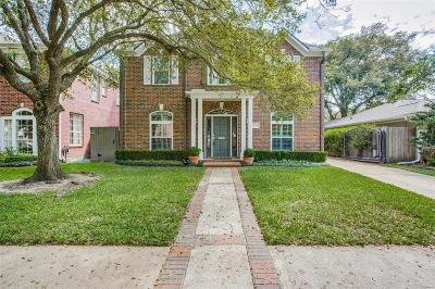 Bellaire Single Family Home For Sale: 4419 Ione Street