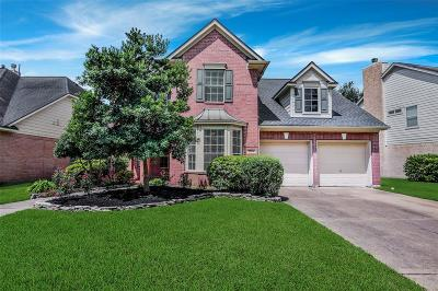 Spring Single Family Home For Sale: 25631 Myrtle Springs