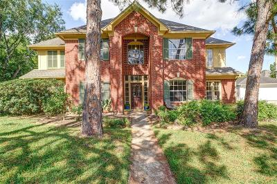 Houston Single Family Home For Sale: 2014 Woodland Haven Road