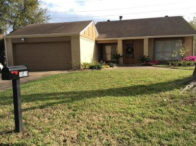 Houston Single Family Home For Sale: 10519 Clear Cove Lane