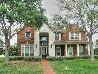 Friendswood Single Family Home For Sale: 1918 Pampas Trail Drive